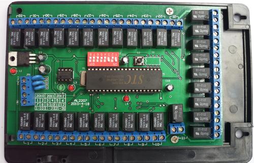 32 路继电器输出模块