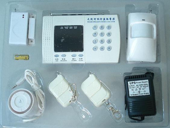 99防区无线智能语音报警主机