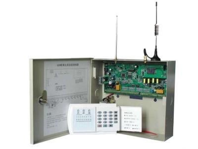 8有线16无线防区双网短信报警主机