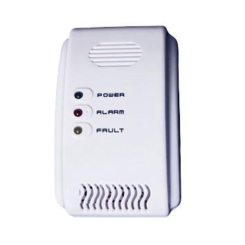 瓦斯报警器ZTTM-338(独立220V/ 联网12V / 联网220V/连接电磁阀)