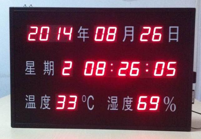 ZTTM-365HS温湿度审讯屏