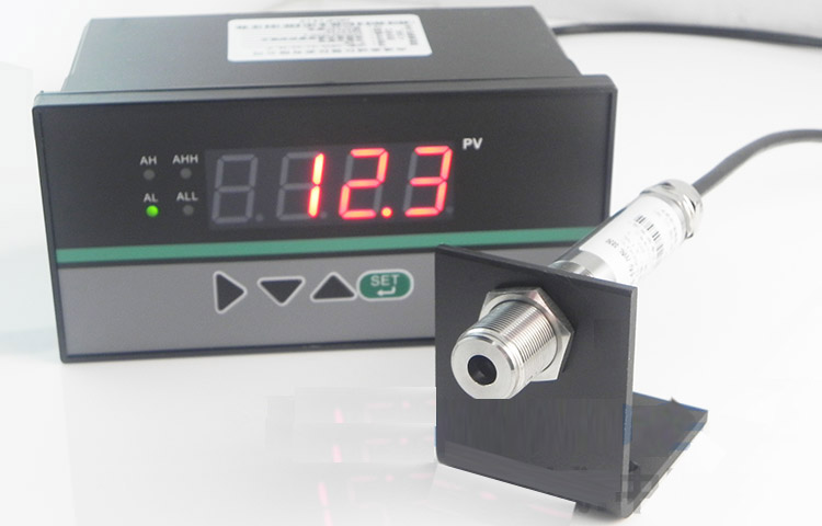 ZTTM-165HW非接触红外测温报警器