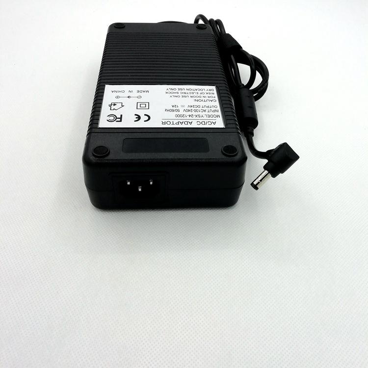 24V280W大功率电源,24V12A桌面式适配器,机器人电源