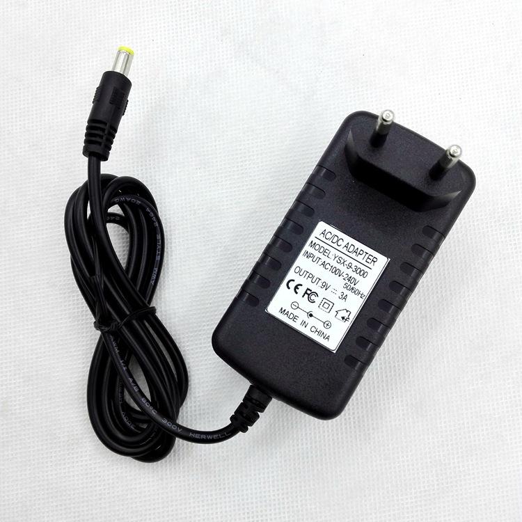 9V3A电源适配器
