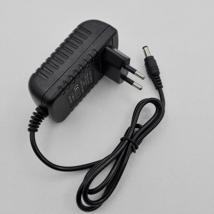 12V1A欧规电源适配器