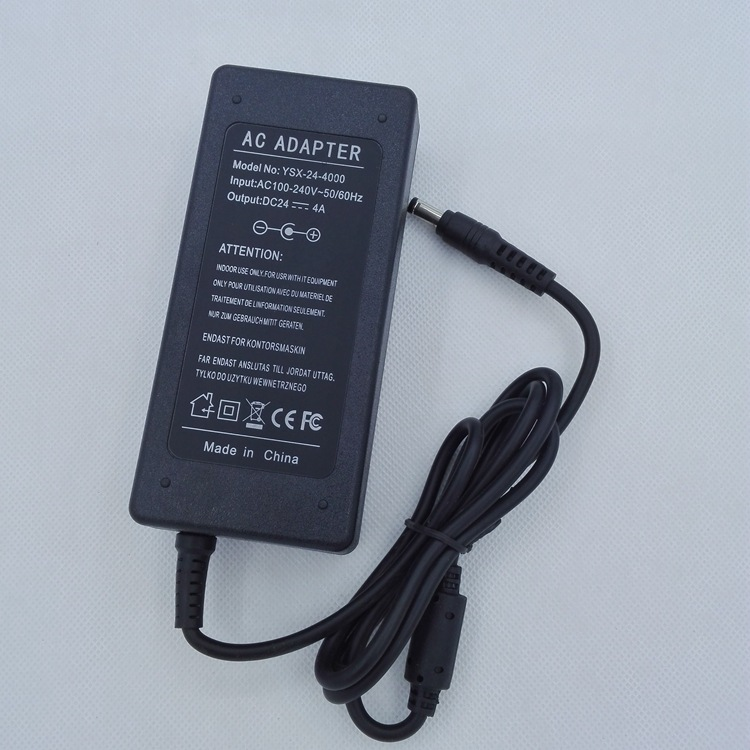 24V4A空气净化器电源适配器