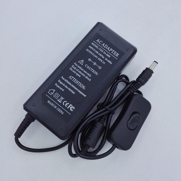 自动开锁器电源24V3A带开关电源适配器