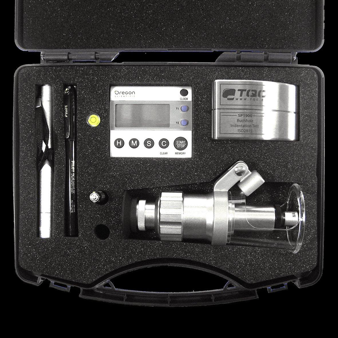 布尔霍茨压痕试验仪