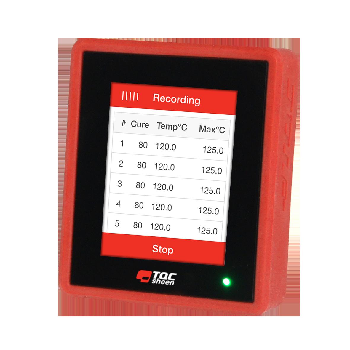 Curvex3炉温跟踪仪