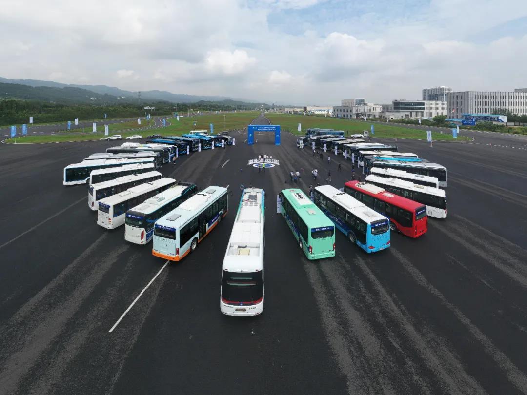 2020 EB-PAC全国新能源公交车性能评价赛暨CAB-C全国自动驾驶客车营运能力挑战赛圆满落幕