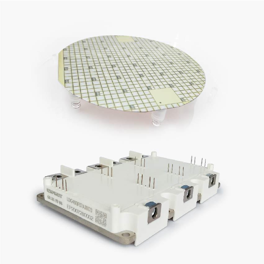 汽车级IGBT芯片及模块