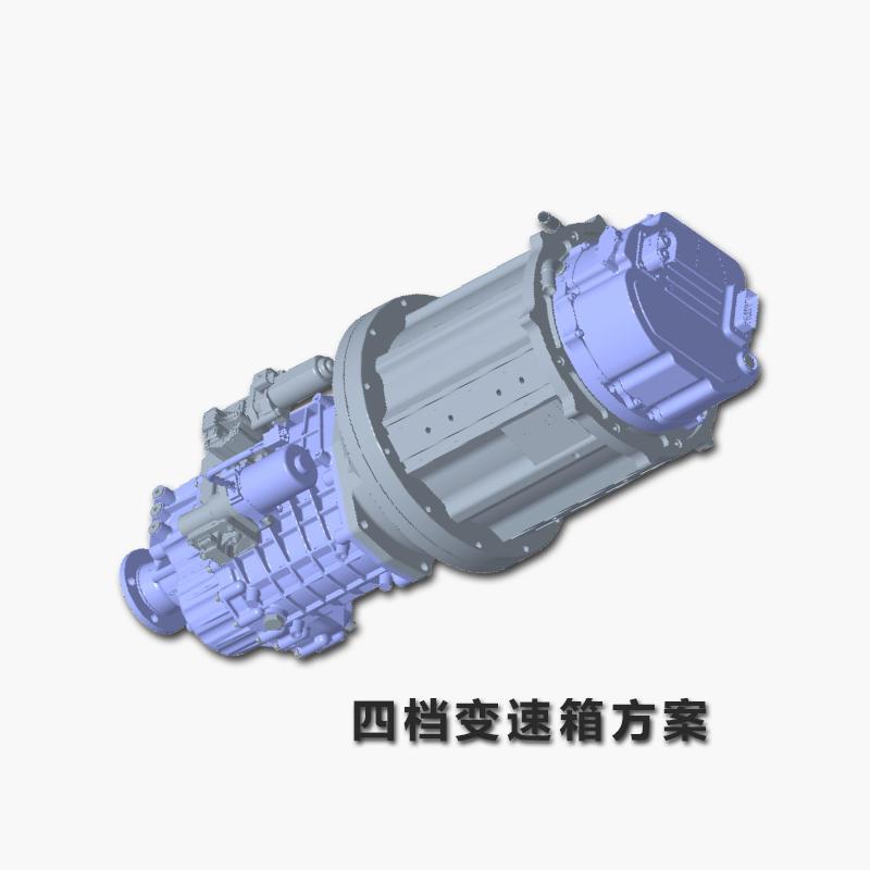 S30A电动轻卡动力总成