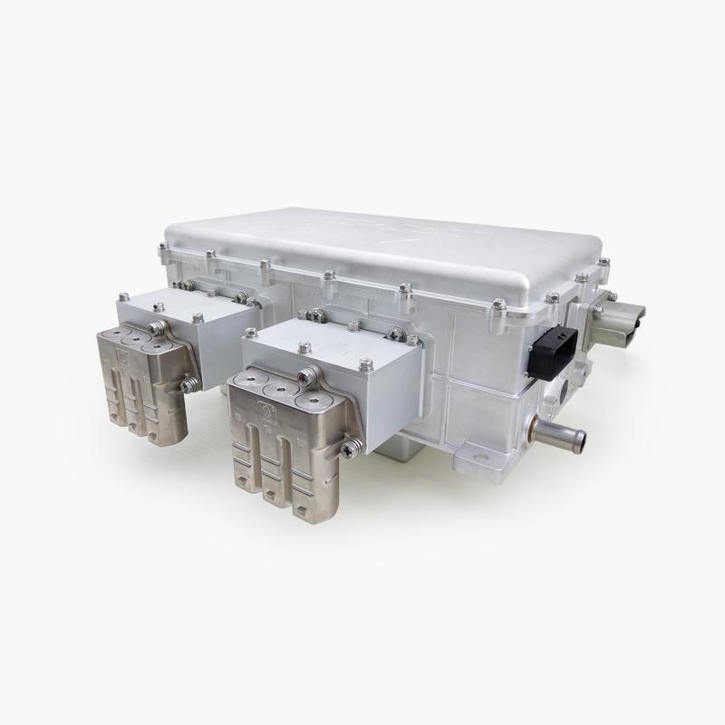混合动力双电机控制器