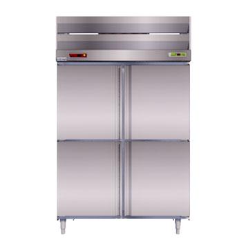 四門全凍立式冰箱