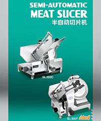 SL-300C 半自動切肉機-商用小型火鍋店、燒肉店家