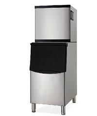 【SK-350P】角冰製冰機-商用全自動快速製冰(方冰)