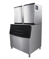 【SK-2000P】角冰製冰機-商用全自動快速製冰(方冰)