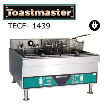【TECF-1439】電力式油炸機