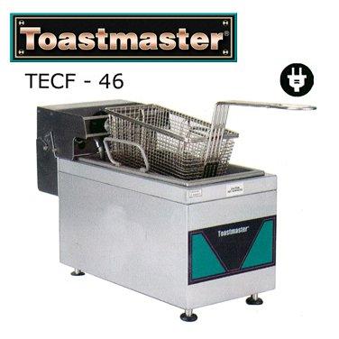 【TECF-46】電力式油炸機