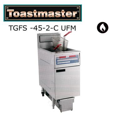 【TGFS-45-2-C UFM】油炸機