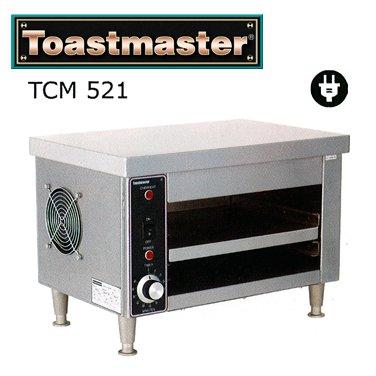 TCM 521   電力式烤箱