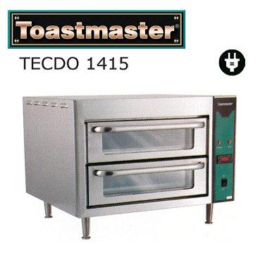 【TECDO 1415】對流烘焙烤箱