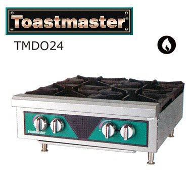 TMD024   四口西式爐