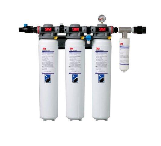【DP390】3M™ 商用高流量複合式淨水系統