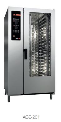 ACE-201萬能蒸烤箱(電力型)