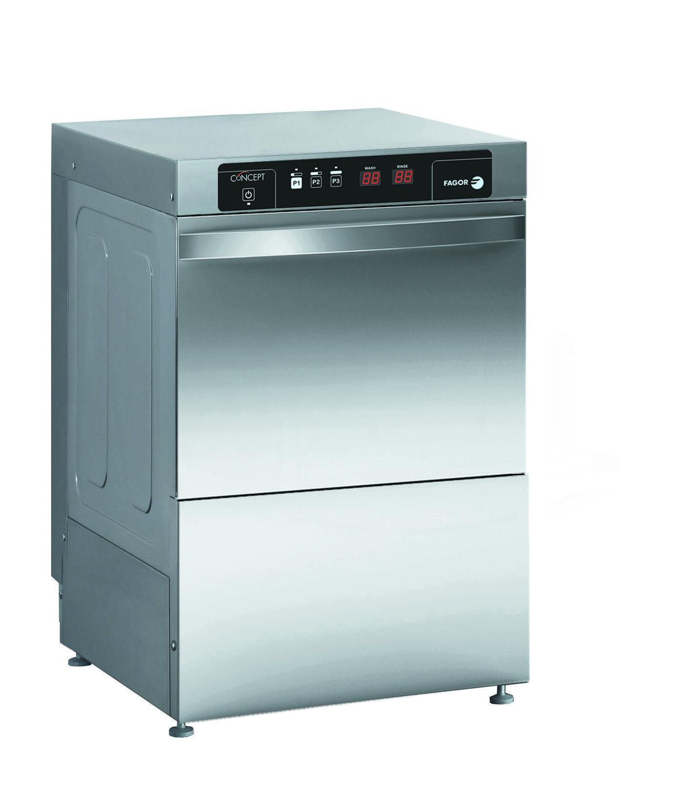 CO-402商用洗杯機(桌下型)