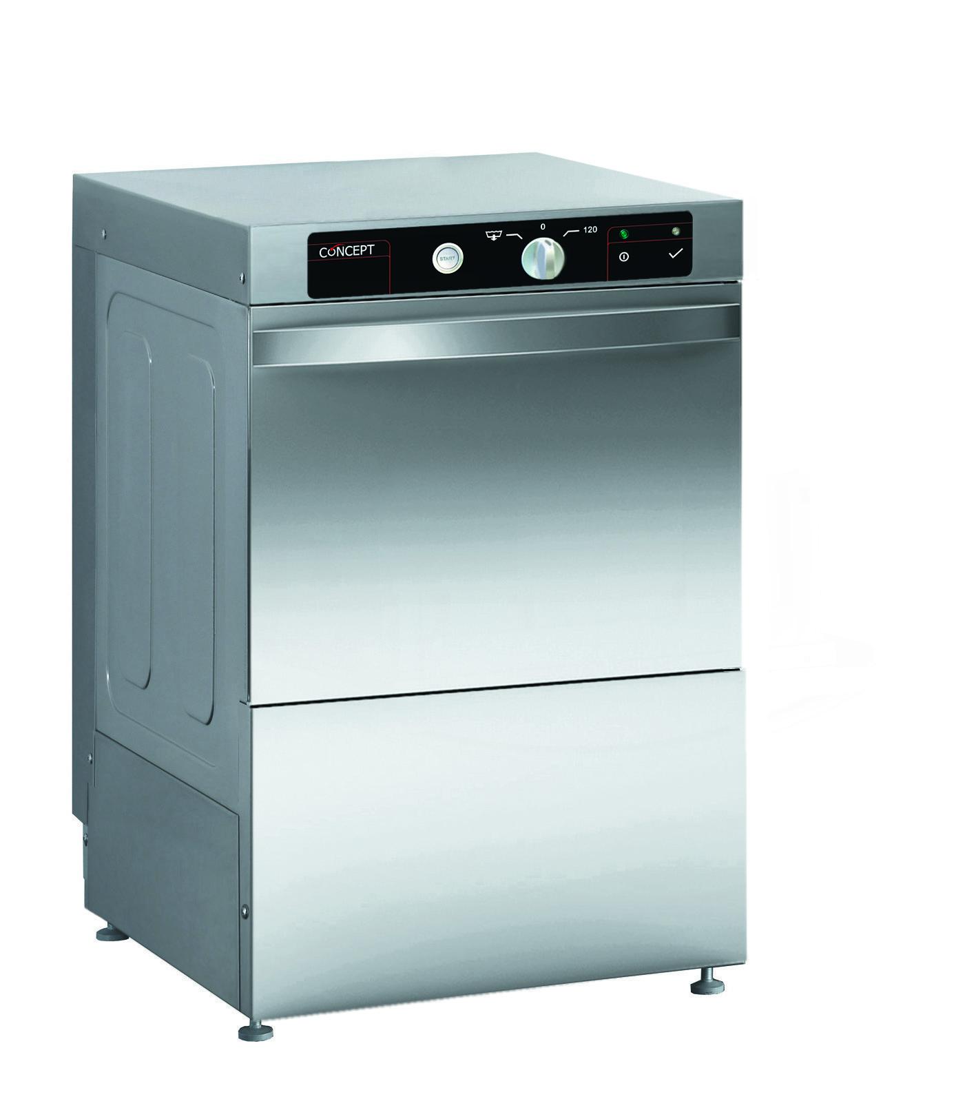 CO-400商用洗杯機(桌下型)