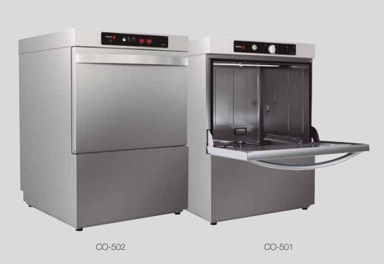 CO-501商用洗碗機(桌下型)