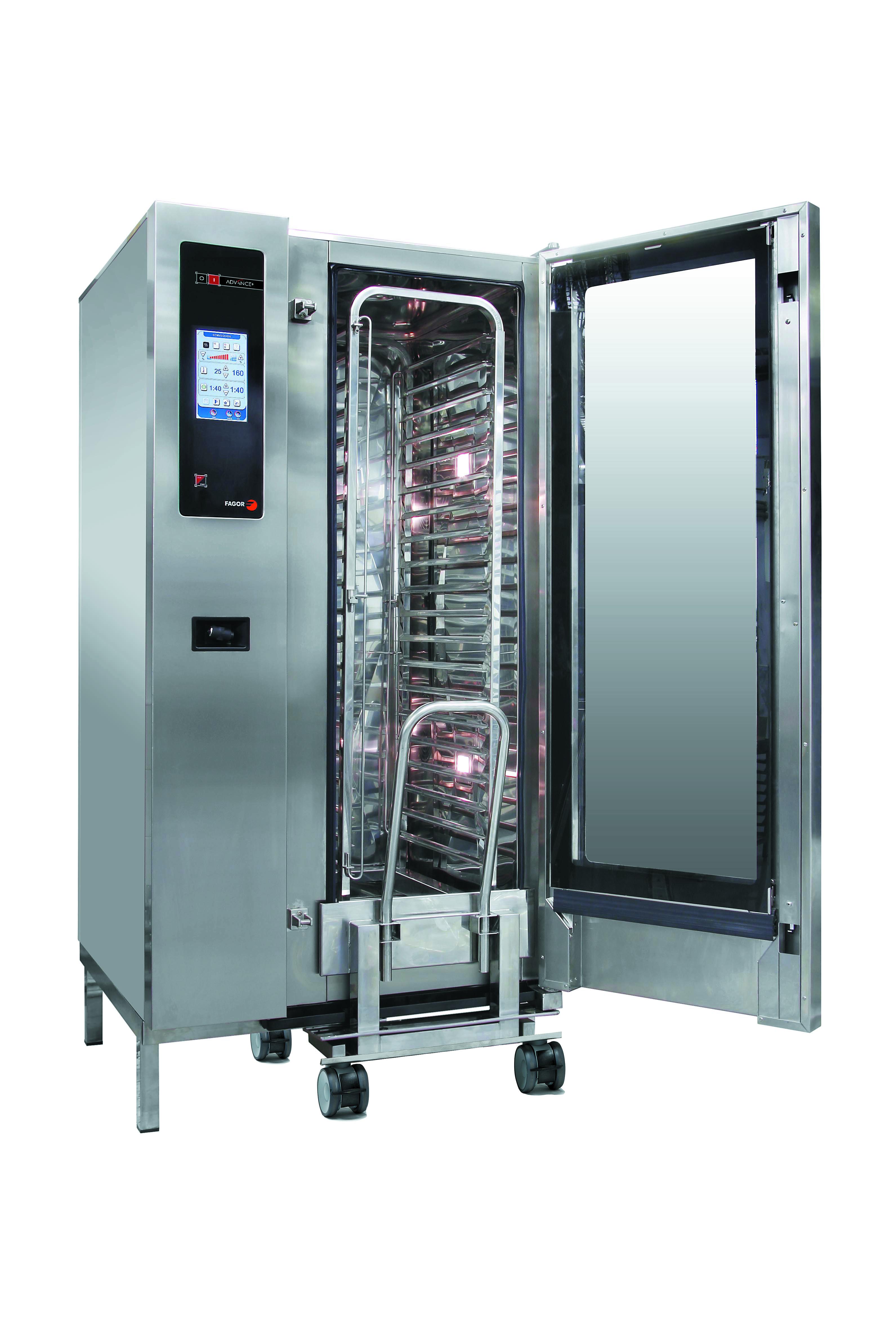 Fagor APG-201 萬能蒸烤箱(瓦斯型)