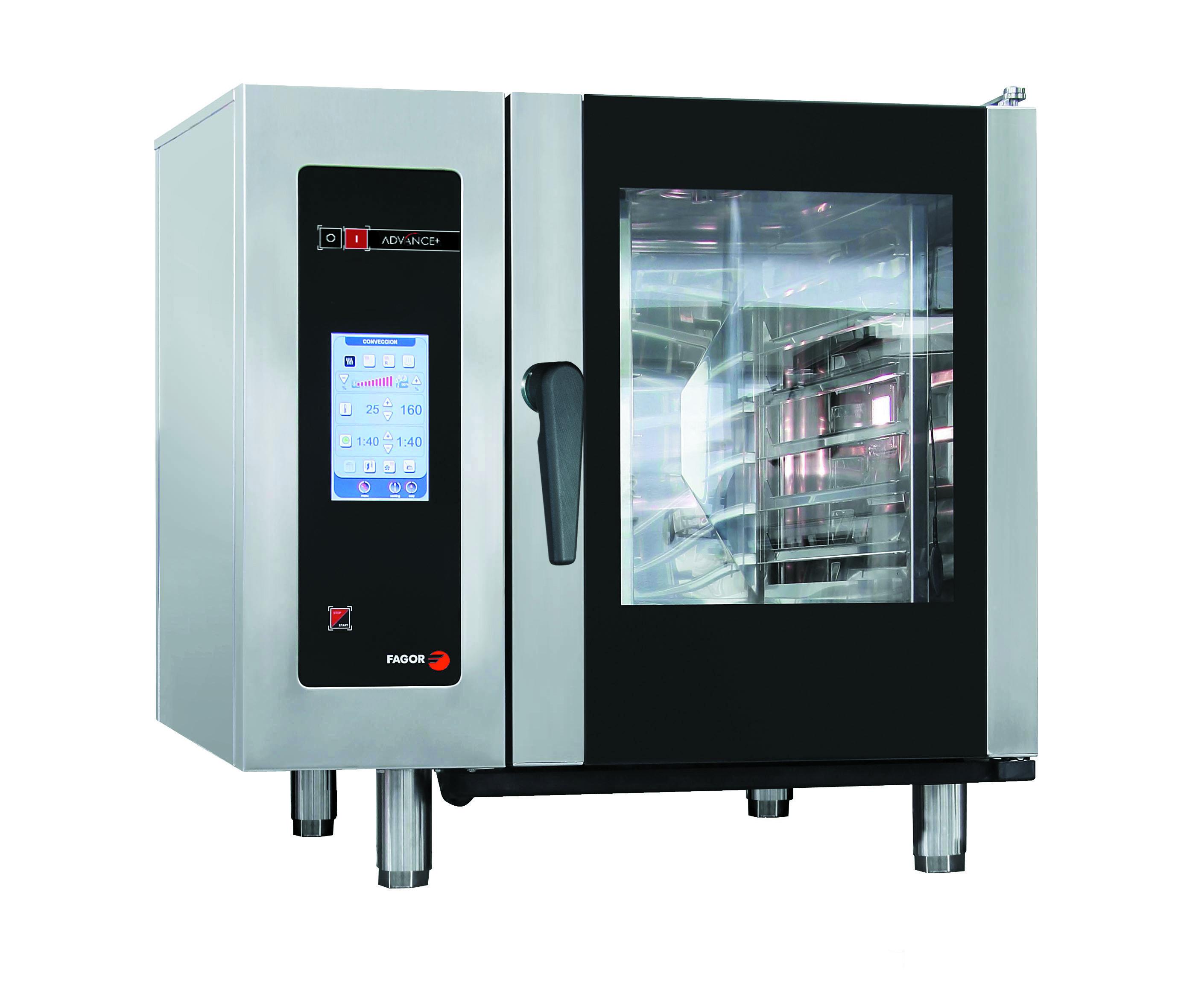 Fagor APG-061萬能蒸烤箱(瓦斯型)