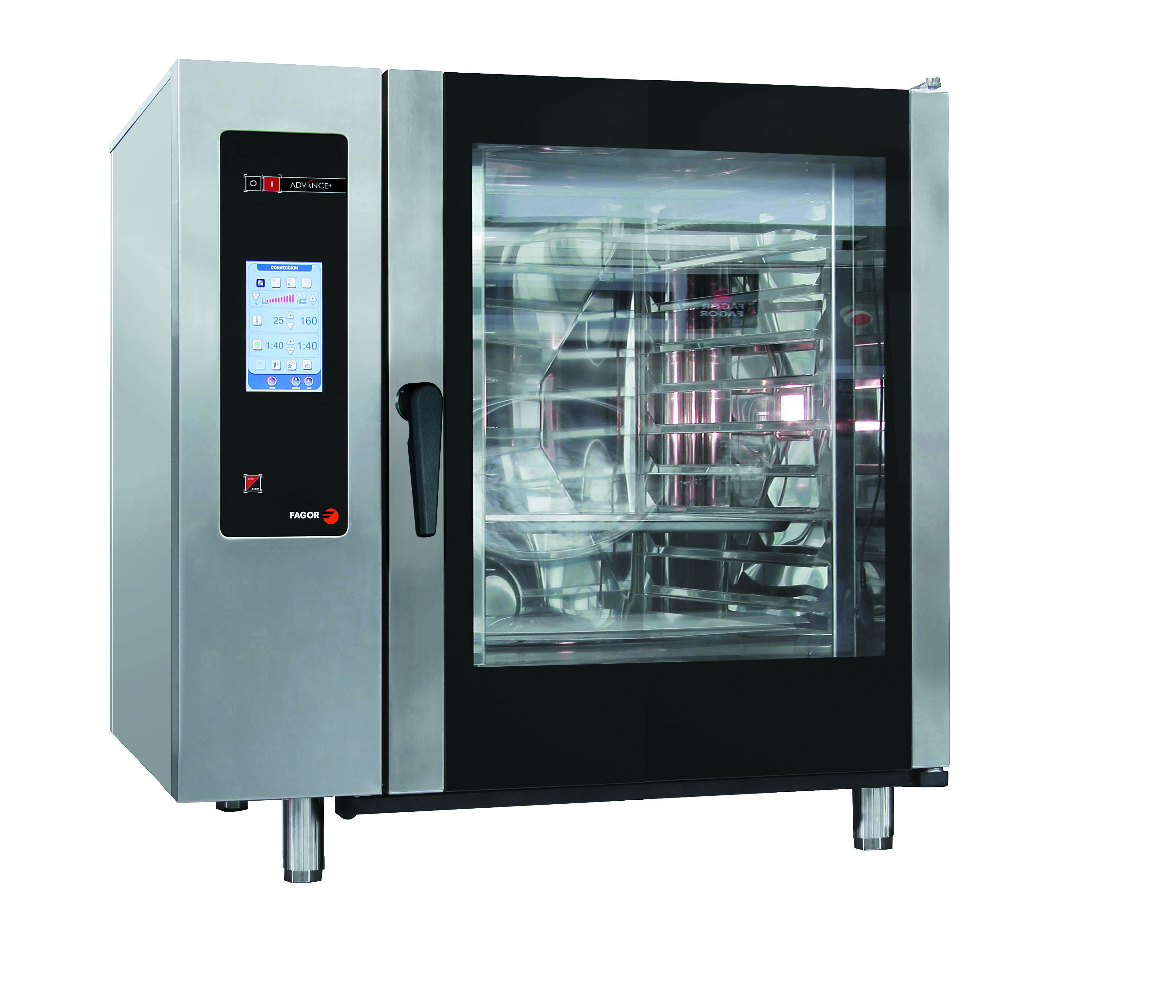 Fagor APG-102 萬能蒸烤箱(瓦斯型)