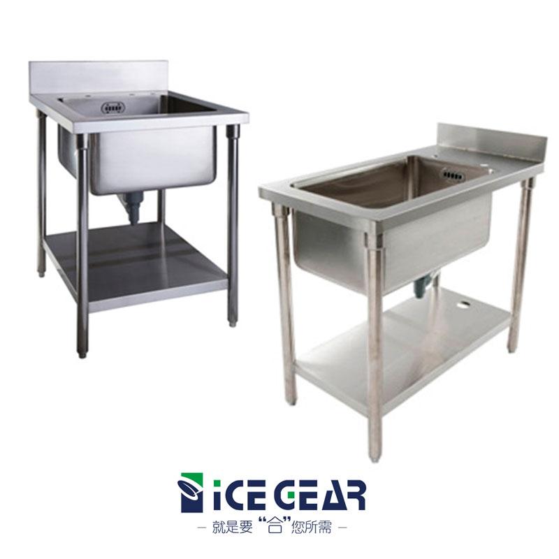 不鏽鋼水槽系列