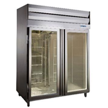 雙大門全凍展示冰箱