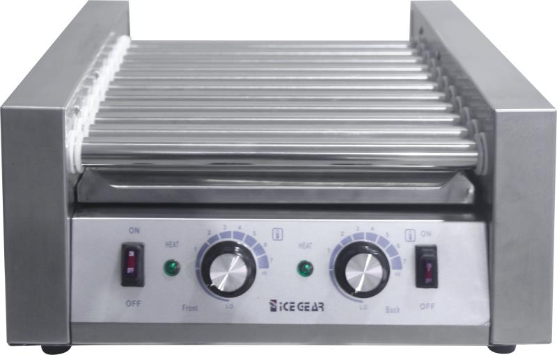 【HD-211R】滾動式熱狗機
