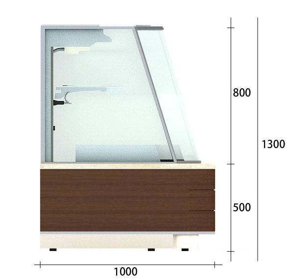 【LUX】豪華型冷藏櫃