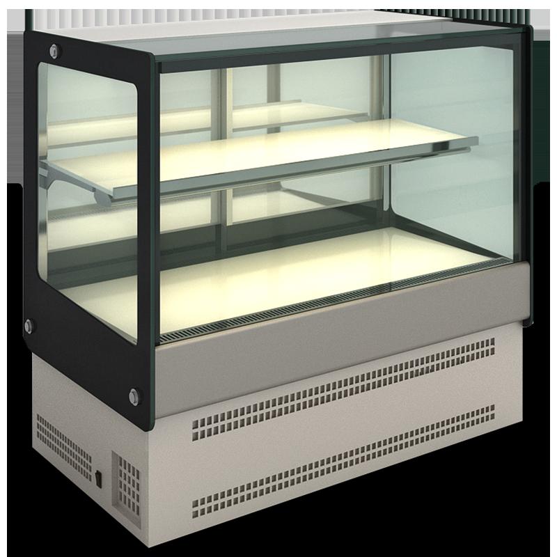 【Mini-C】桌上型圓弧冷藏櫃