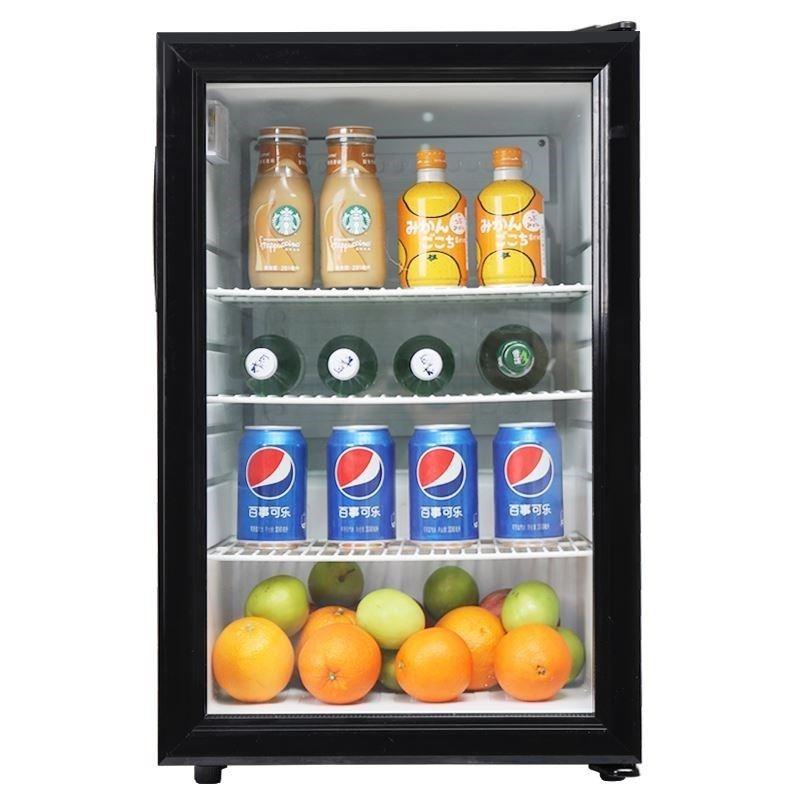 【SC-70】小型飲料冷藏展示櫃-溫度可調/迅速製冷/省力省電