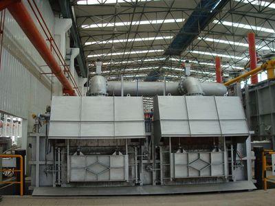 熔铝炉 设计 施工