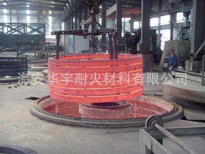 井式炉电阻炉 设计施工