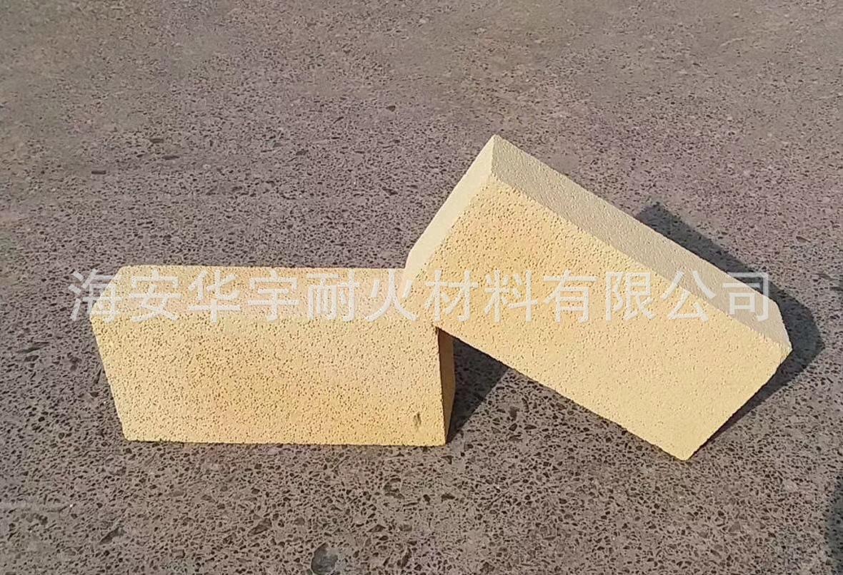 厂家直销 高铝轻质砖 高铝聚轻砖 高铝保温砖