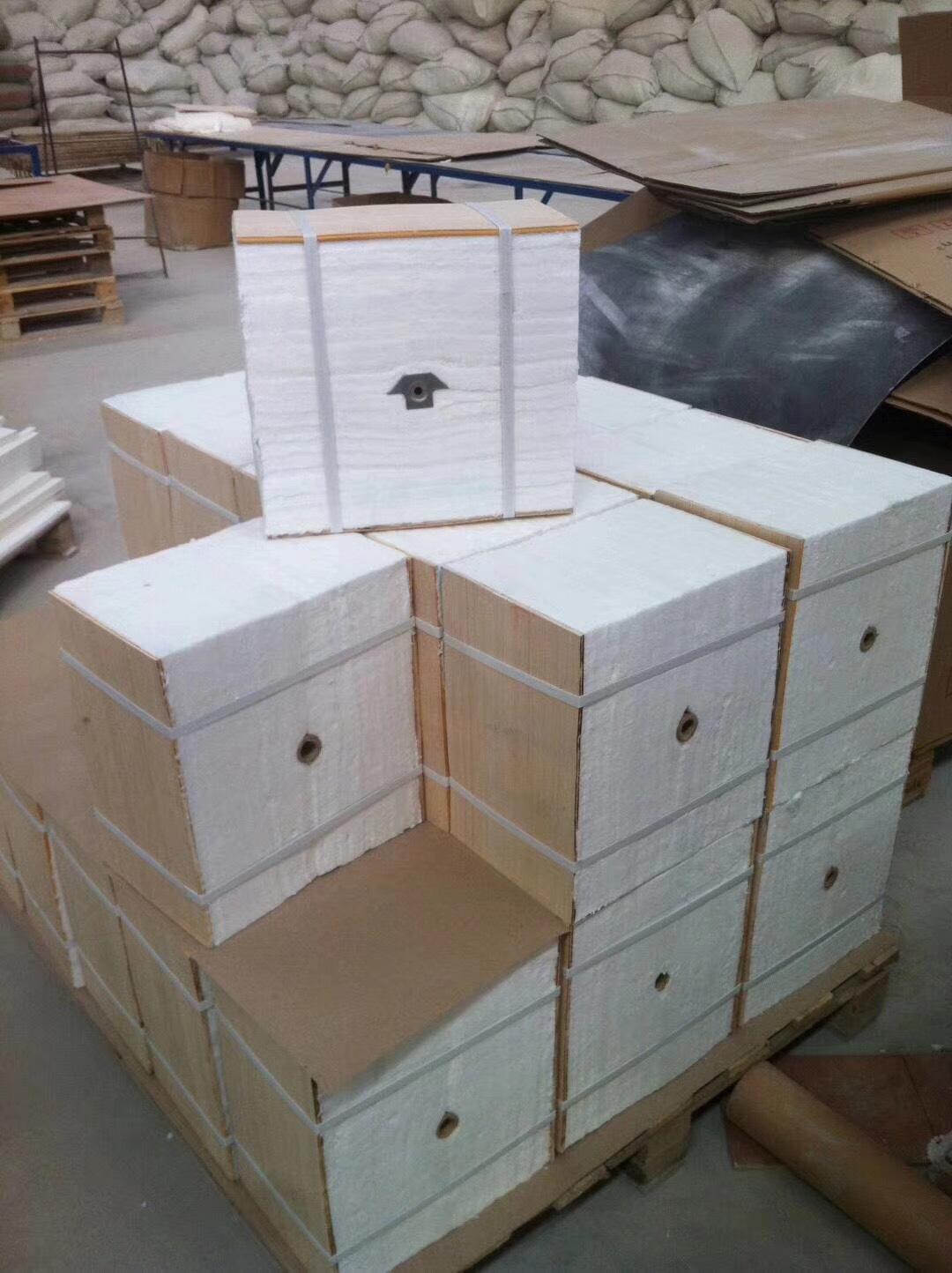 【硅酸铝纤维模块】 耐火纤维模块 陶瓷纤维模块 窑炉隔热保温