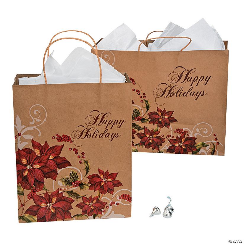 poinsettia-kraft-paper-bag-assortment_4_8310