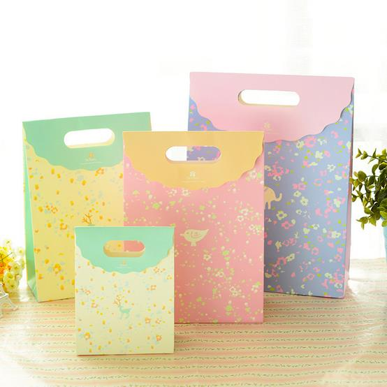 Twisted Handle Paper Bag