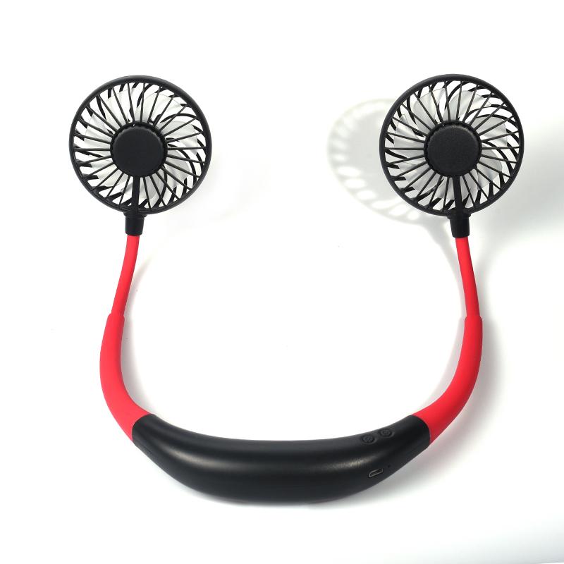 Hand Free Personal Fan, Portable Mini Neck Fan
