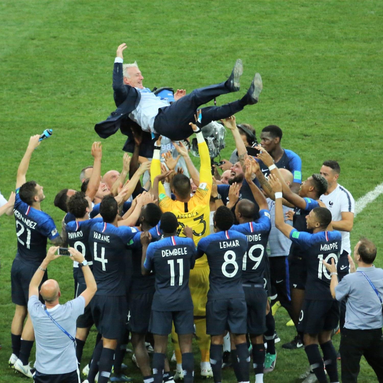 法国国家足球队