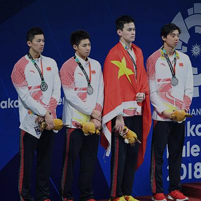 中国国家游泳队
